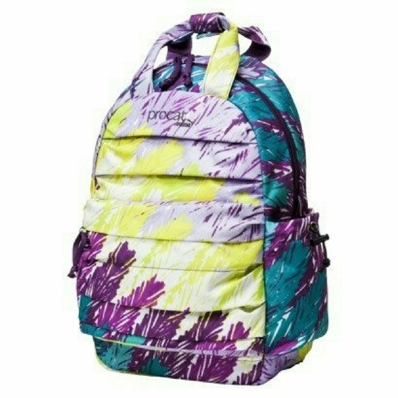 9b46e852bb Puma Procat backpack. M 5661f9334e95a354a90003fa