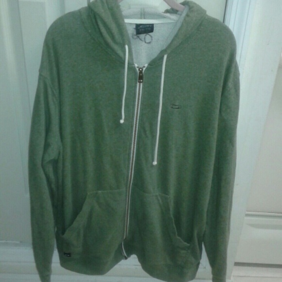 15dc643b127 Mens Light Green Oakley Zip Up Jacket. M 5661fb55a7226520c30003eb