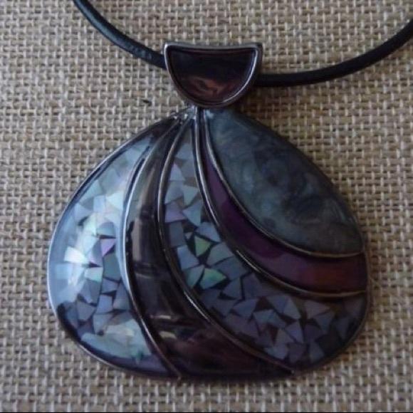 Lia Sophia Rainbow Sherbert Necklace