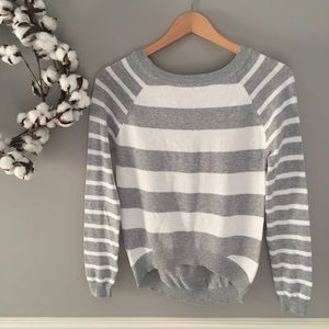 Red Camel Tops - NWOT striped t-shirt w/ elbow patches size XS