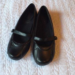 67 thorogood shoes black no slip work shoe from