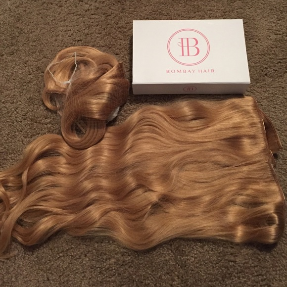 Accessories 20in Dirty Blonde Bombay Hair Extensions Poshmark