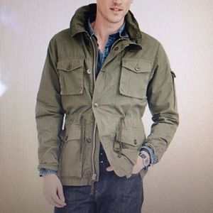 SOLD Field Mechanic Jacket