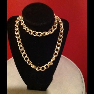 Jewelry - Bold Chunky Gold