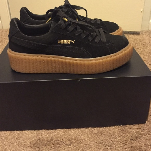 Puma Creepers Brown