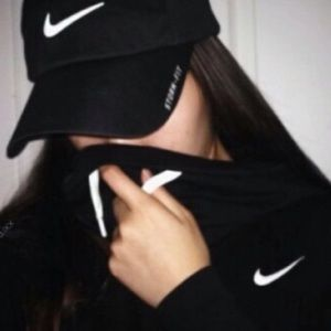 Nike Accessories Black Hat Poshmark