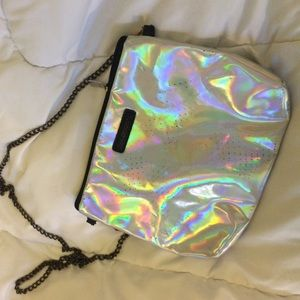 Handbags - Holographic bag