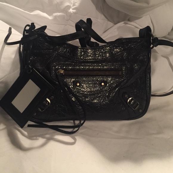 69a328346738c Balenciaga Handbags - Balenciaga Classic Hip Crossbody Bag