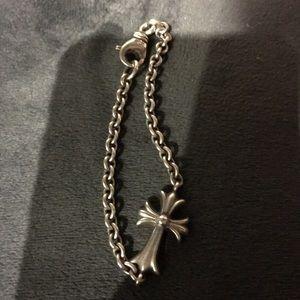 Chrome hearts jewelry auth bracelet poshmark chrome hearts jewelry auth chrome hearts bracelet aloadofball Gallery