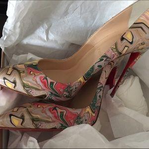 fake red bottom shoes for sale - christian louboutin so kate on Poshmark