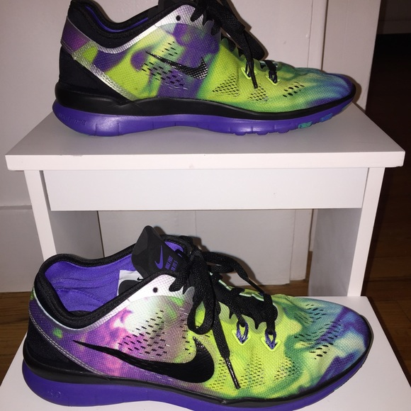 6fa949dce523 Nike Shoes - Nike Free 5.0 TR Fit 5 Tie Dye