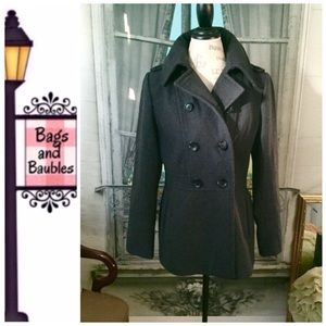 Like New! MICHAEL Michael Kors Pea Coat, Size M