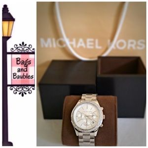 NWT • MICHAEL Michael Kors Slim Runway  Watch