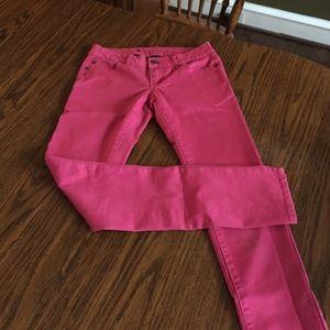 Celebrity Pink Denim - Pink jeans