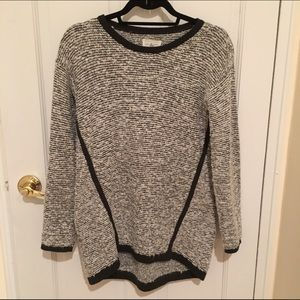 Lou & Grey Sweaters - PRICE DROP‼️ Black and Grey Sweater