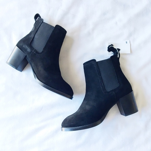 cc6f0462cd1 H M Premium Quality suede chelsea boots