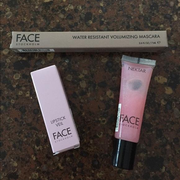 Face Stokholm Makeup Bundle