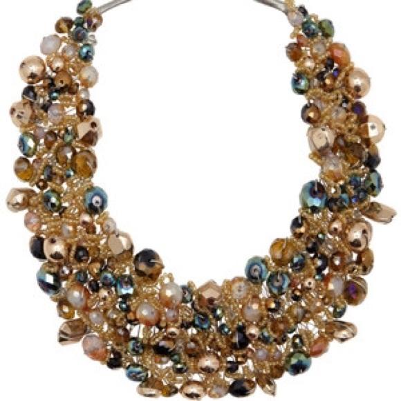 Aldo Jewelry Bib Necklace Poshmark