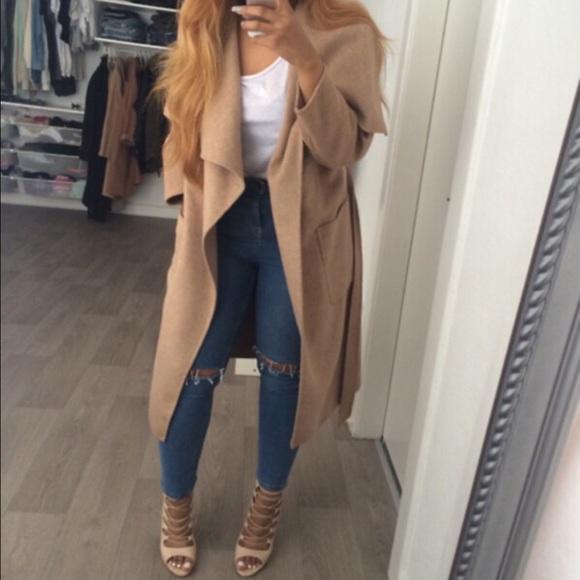 548f0b24 Kids Zara Trench Coat Size 23 My Posh Closet t Coat