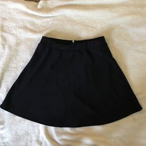 60% off B. Jewel Dresses & Skirts - Black short a-line skirt! from ...