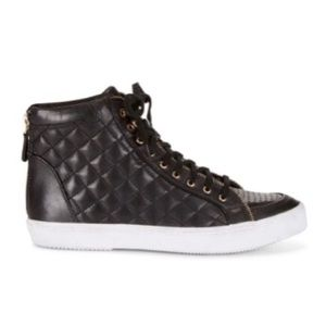 Rebecca Minkoff quilted sneakers