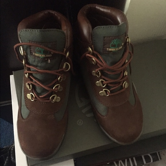 Timberland beef and broccoli size 4 kids