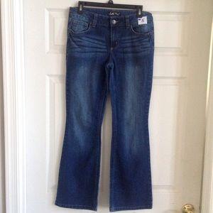L.e.i. Flare Jeans Size 7 (#5)