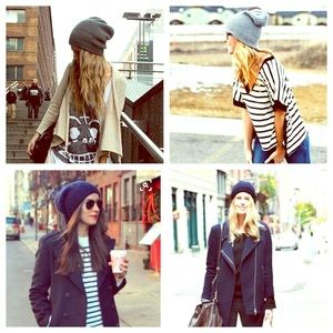 Accessories - Get the look with beanies from my closet!