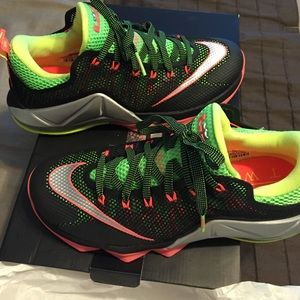 BRAND NEW LeBron XII Low