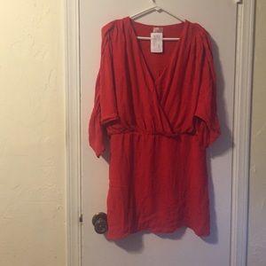 Parker Lip Smack Red Favorite Dress