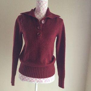 St. John's Bay Sweaters - Red Sweater