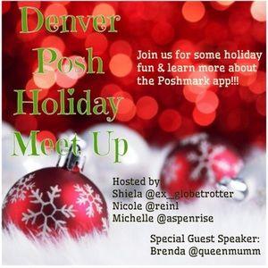 Other - Tonight's Denver Posh Meet Up!!! 🍾