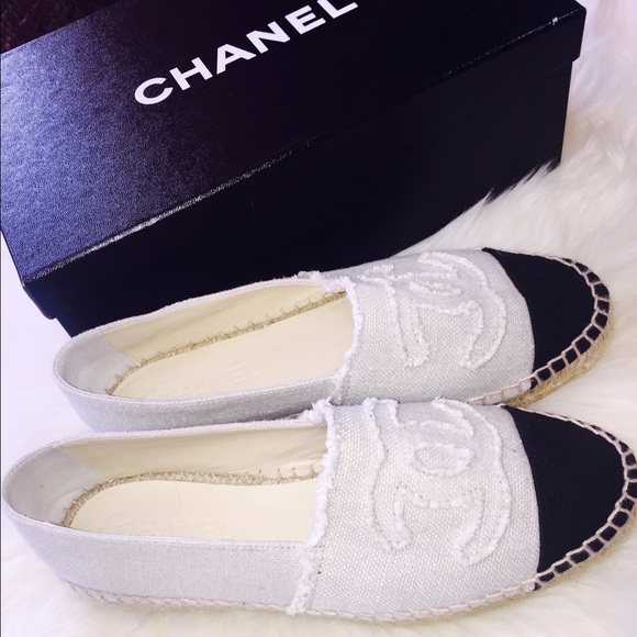 CHANEL - CHANEL ESPADRILLES from 💜💜's closet on Poshmark
