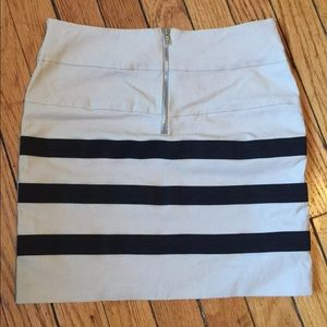 mandee Dresses & Skirts - ❣️❣️LAST CHANCE❣️❣️ Mandee Striped Skirt