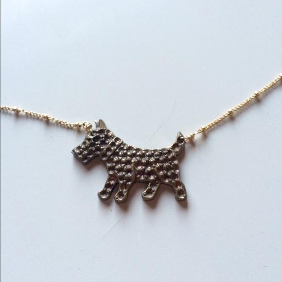 Laura James Jewelry Jewelry - Scottie Dog  |  necklace