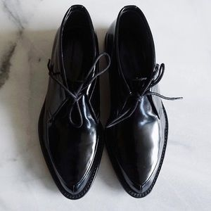 Alexander Wang Shoes - Alexander Wang Patent Leather Oxfords.