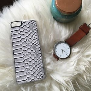 Zero Gravity Accessories - Faux Snake Skin iPhone 6 or 6s Case