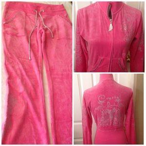 Crystal Rock Jacket and Pants