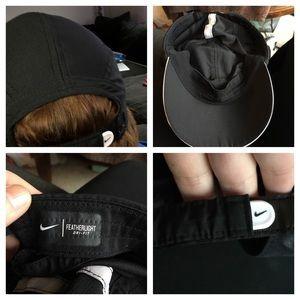 Nike Accessories - NIKE FEATHERLIGHT WOMEN S RUNNING CAP 24b1b789048