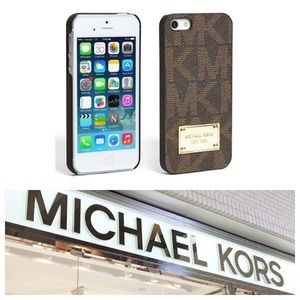 New Michael Kors checkerboard iPhone 5 case