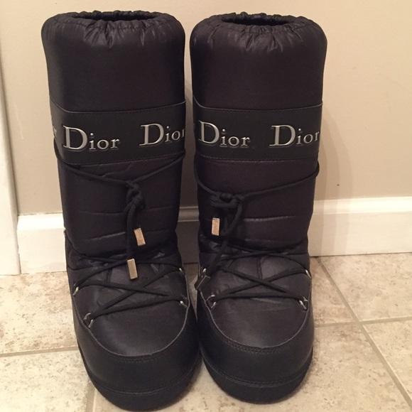 Dior Shoes | Christian Dior Moonboots