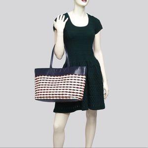 Tory Burch Handbags - TORY BURCH SOFT STRAW TOTE NWT!