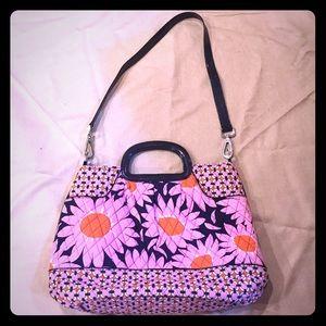 Vera Bradley Handbags - Vera bradley fabric bag