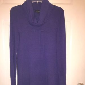 Banana Republic Cashmere Blend Sweater Dress