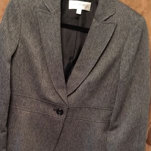 Jones New York Pants - Jones New York grey ladies suit