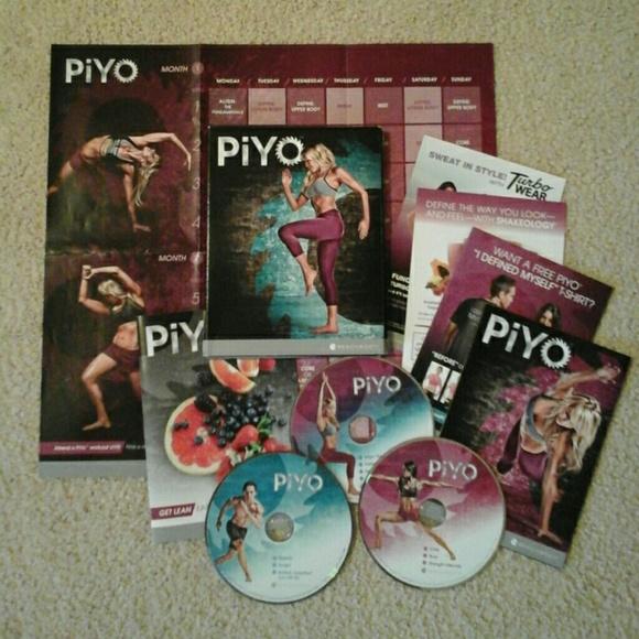 New Sealed PiYo DVD workout (Complete program)💪😊