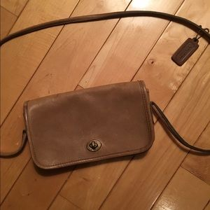 Coach Handbags - Authentic Coach crossbody