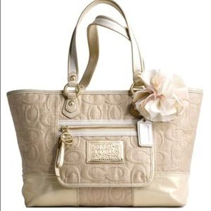 coach poppy bags outlet iuc1  Original Coach Poppy Tote