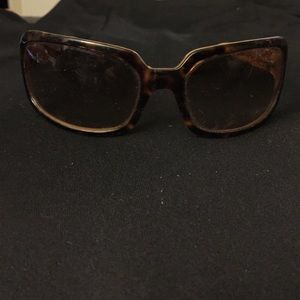 Coach Mia Sunglasses Brown/Tortoise Frames