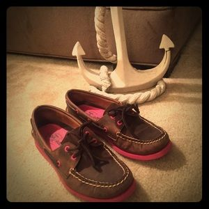 Sperry Top-Sider shoes-----sold